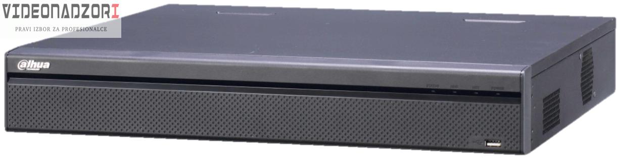 Mrežni IP snimač Dahua H.265 NVR-4108HS-4KS2 - 8Mpx, 6TB, P2P, IPC UPnP, ANR prodavac VideoNadzori Hrvatska  za 1.873,75kn