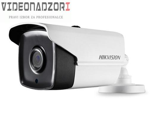 TURBO HD Kamera Hikvision DS-2CE16D0T-IT3F (FullHD, 3,6mm, 0.01 lx, IR 40m) za samo 437,50kn
