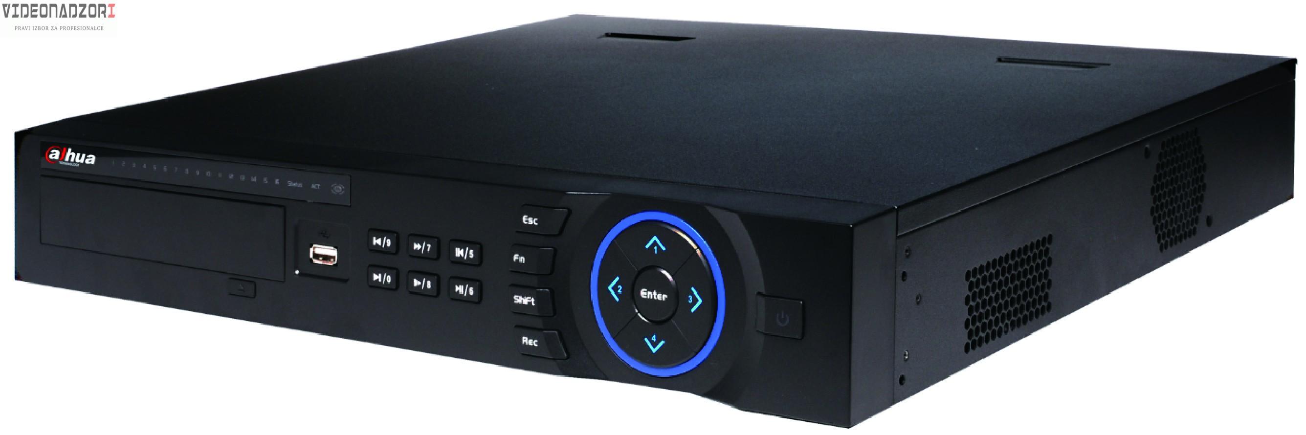 Dahua Pro HDCVI video snimac 16kanalni HCVR-7416L - 16HDCVI/ANALOG+16IP prodavac VideoNadzori Hrvatska  za 12.498,75kn