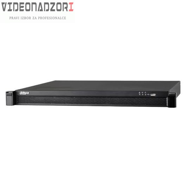 24 Kanalni +POE IP NVR Dahua VIDEO SNIMAČ NVR-5424-24P-4KS prodavac VideoNadzori Hrvatska  za 9.373,75kn