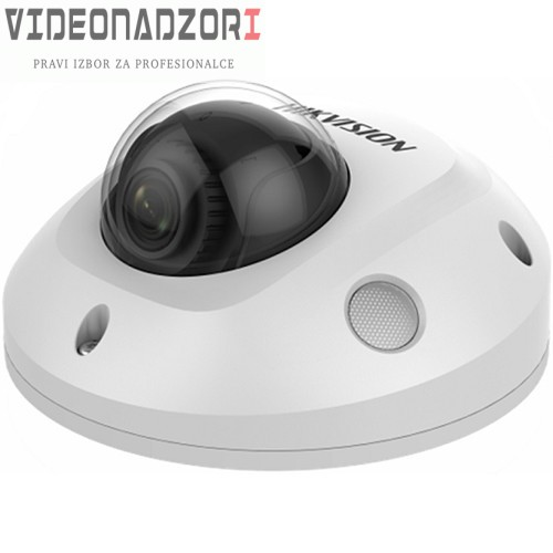 Dome IP Kamera Hikvision DS-2CD2543G0-IS (4MP, 2,8mm, 0.01 lx, IK10, IR do 30m, AUDIO, ALARM, misSD) za samo 1.868,75kn