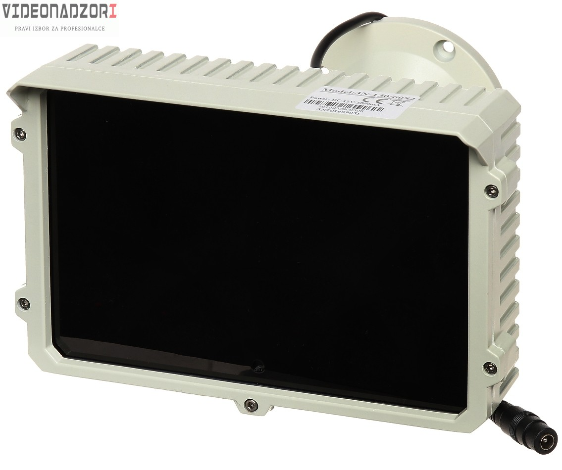 IR illuminator do 80m -  Weatherproof od 498,75kn