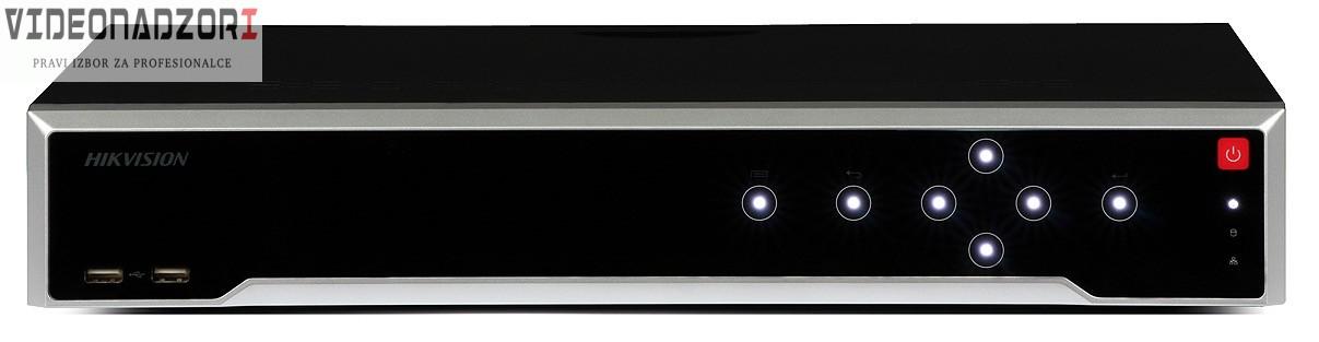 4K IP NVR: Hikvision VIDEO SNIMAČ DS-7608NI8P (8ch, 80Mbps, 2xSATA, VGA, HDMI) od  za 3.623,75kn