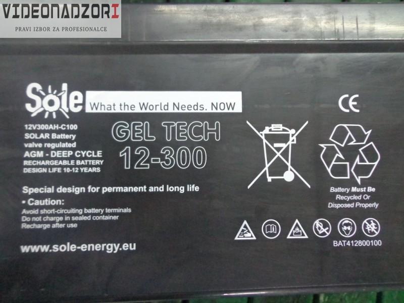 Sole Geltech akumulator 12/300Ah hermetika od  za 3.748,75kn