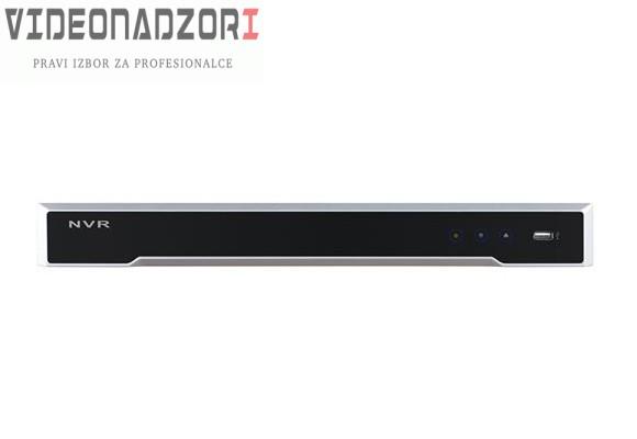 4K IP NVR: Hikvision VIDEO SNIMAČ DS-7608NI (8ch, 80Mbps, 4xSATA, VGA, HDMI) prodavac VideoNadzori Hrvatska  za 4.123,75kn