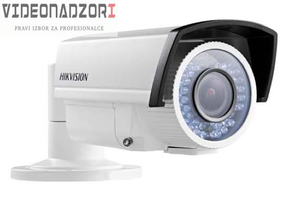 Analogna varifokalna kamera HikVision bullet DS-2CE15C2P-VFIR3 (2.8-12mm, F1.4, 720TVL) prodavac VideoNadzori Hrvatska  za 748,75kn
