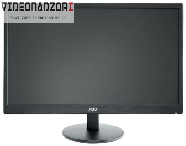 "LCD | 23,6"" | LED backlight | 1920x1080 | 1x DSUB | 2x HDMI | 16:9 format | 50m:1 DCR | 5ms | Wallmount | Speakers od 1.122,50kn"