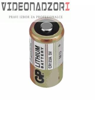 B 01/1 BATERIJA ZA MCM140,MKP150 (CR123A) prodavac VideoNadzori Hrvatska  za samo 56,25kn