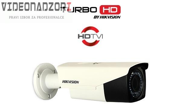 TURBO HD Kamera Hikvision (VariFokalna, 1080p, 2.8-12 mm, 0.01 lx, IR do 40m) prodavac VideoNadzori Hrvatska  za samo 1.248,75kn