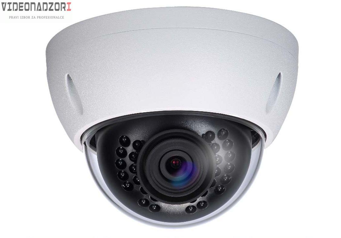 Smart kamera 2Mpx Starlight Vandal-proof IR Network Dome s ugradenim brojacem ljudi ili heat map od  za samo 6.123,75kn