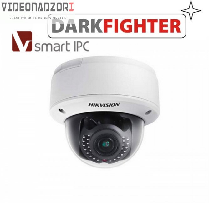 Smart IP Kamera Hikvision DS-2CD4126FWD-IZ (2Mpx, WDR 120 dB) od  za samo 8.998,75kn