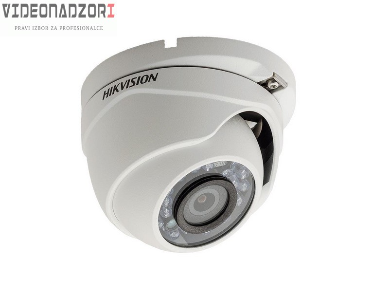 TURBO HD Kamera Hikvision Dome (720p, 2.8mm, 0.1 lx, IR do 20m, 92°) od  za 468,75kn