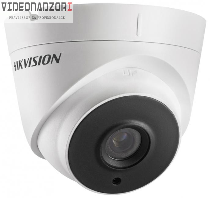 TURBO HD Kamera Hikvision DS-2CE56H0T-IT3F (5Mpx, 2,8mm, 0.01 lx, IR up 40m) prodavac VideoNadzori Hrvatska  za 525,00kn