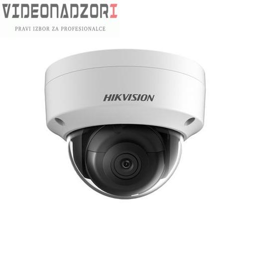 Dome IP Kamera Hikvision DS-2CD2185FWD-I (8MP, 4mm, 0.01 lx, IK08, DWDR 120 dB, IR do 30m) prodavac VideoNadzori Hrvatska  za 1.470,00kn