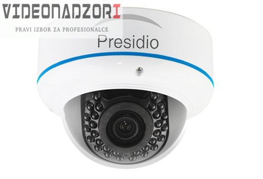 Presidio Dome 212 HD240 - 1080p za samo 2.800,00kn