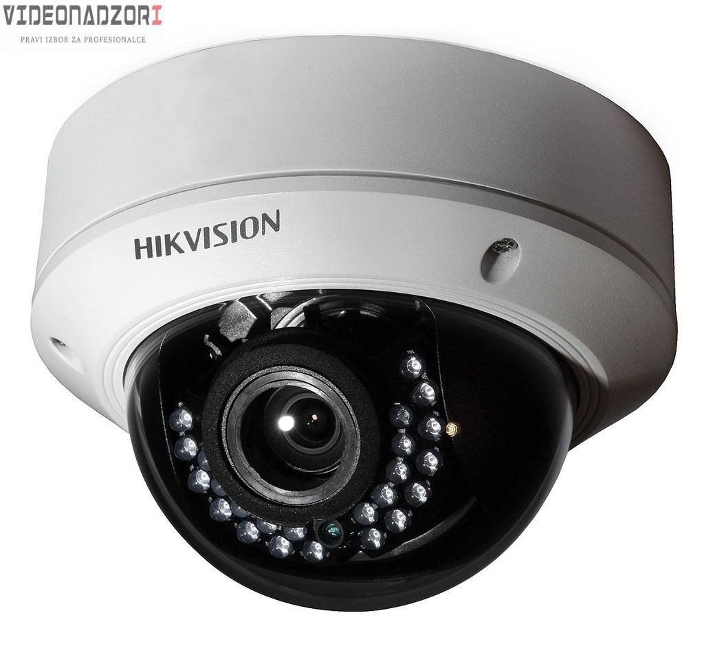 IP Kamera varifokalna Hikvision DS-2CD2720F-IS (2MP, 2.8-12mm, IK10, IR do 20m) + Alarmni ulaz i izlaz. od  za 2.748,75kn