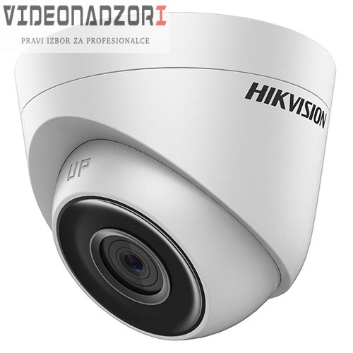 Dome IP Kamera Hikvision DS-2CD1341-I (4MP, 4mm, IK10, IR do 30m) od 872,50 kn