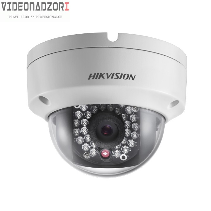 KAMERA DOME HikVision (2Mpx, 4mm/2.8mm (106°), 0,01lux) od 862,50kn