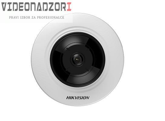 IP FISHEYE Kamera Hikvision KAMERA DS-2CD2955FWD-I 1.05mm) (5 Mpx, IR: do 8 m, 180°) od  za 3.731,25kn