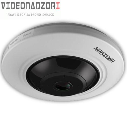 IP FISHEYE Kamera Hikvision KAMERA DS-2CD2955FWD-IS(1.05mm) (5 Mpx, IR: do 8 m, 180°) od 3.993,75kn