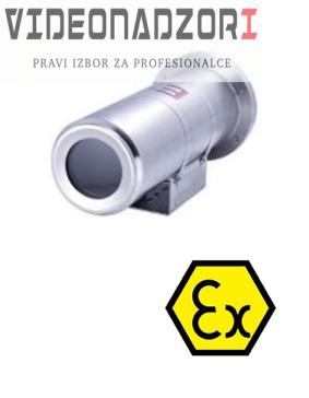 """ATEX certificirana nehrđajuća motozoom Ex kamera ITEX600PW20 SONY1/3""""CMOS Senor (18x = 4,7-84,6mm, 2Mpx) prodavac VideoNadzori Hrvatska  za 22.741,88kn"""
