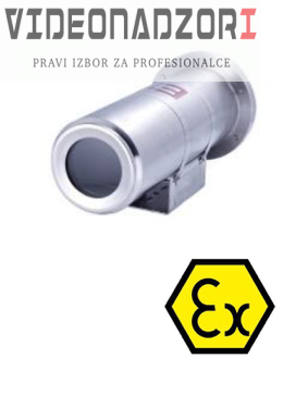 "ATEX certificirana nehrđajuća motozoom Ex kamera ITEX600PW20 SONY1/3""CMOS Senor (18x = 4,7-84,6mm, 2Mpx) prodavac VideoNadzori Hrvatska  za samo 22.741,88kn"