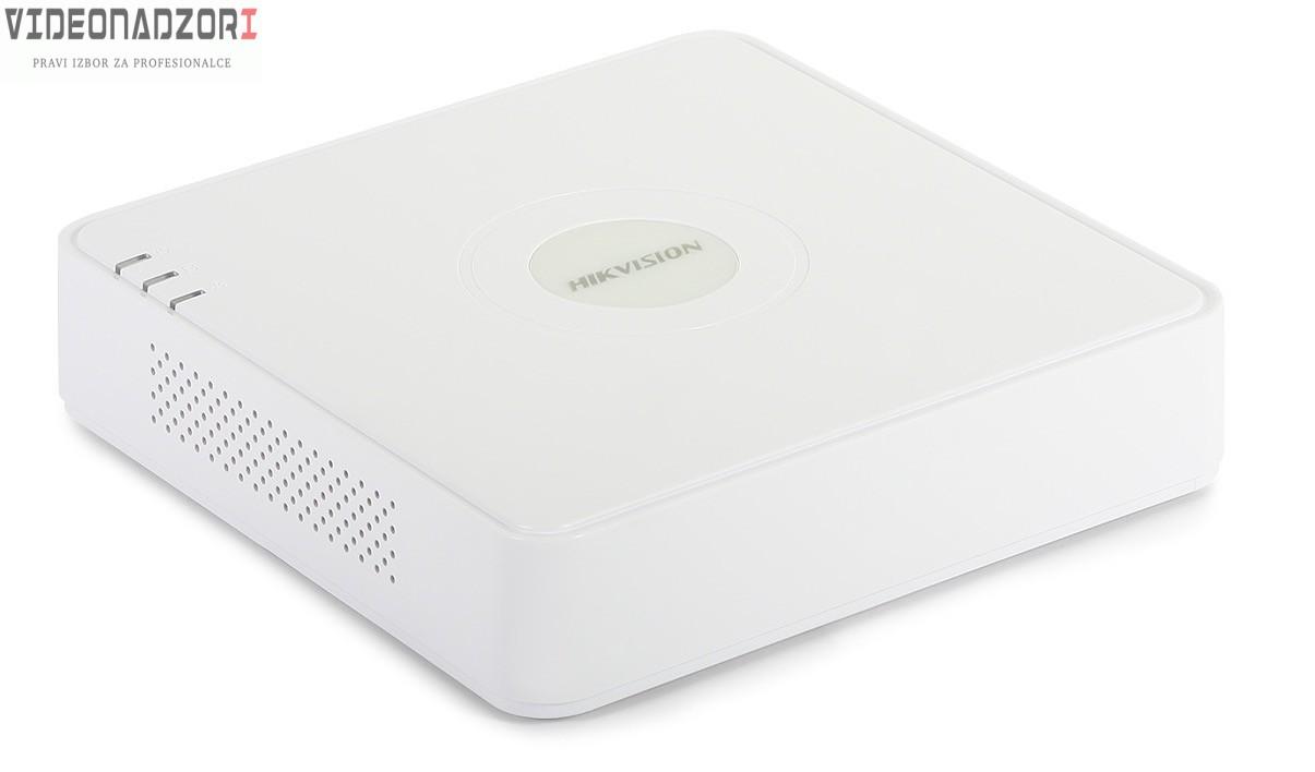 8 Kanalni +POE IP NVR Hikvision DIGITALNI VIDEO SNIMAČ DS-7108NI-SN/P prodavac VideoNadzori Hrvatska  za 2.067,50kn
