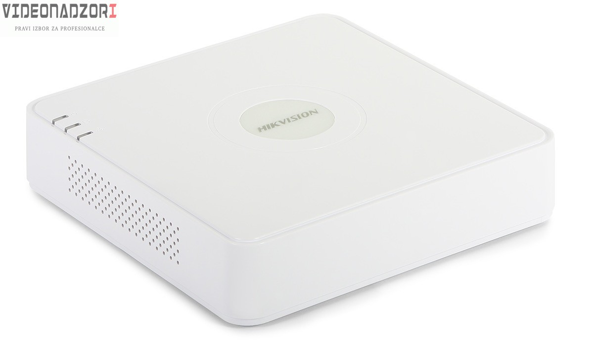 4 Kanalni +POE IP NVR Hikvision DIGITALNI VIDEO SNIMAČ DS-7104NI-Q1/4P od  za 1.437,50 kn