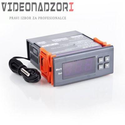 KONTROLER TEMPERATURNI od -50 do 110 stupnjeva prodavac VideoNadzori Hrvatska  za 436,25kn