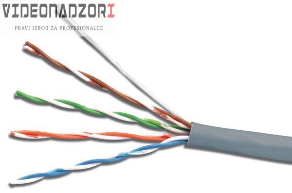 UTP kabel za video nadzor - BAKRENI ANSI/TIA/EIA 568, ISO/IEC 11801 i EN50173 prodavac VideoNadzori Hrvatska  za 3,61kn