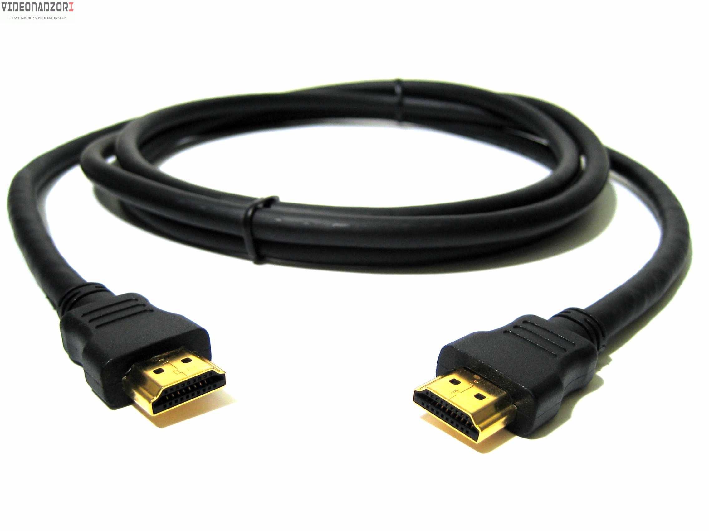 HDMI/HDMI KABEL (A-A) 3m prodavac VideoNadzori Hrvatska  za samo 68,75kn