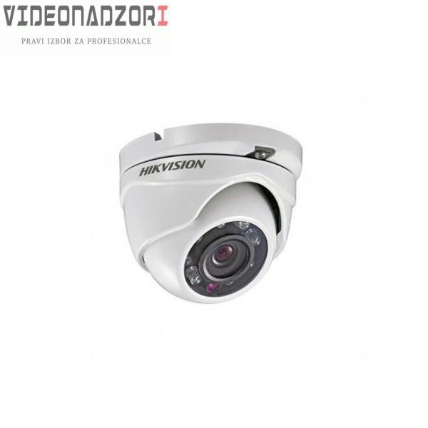 KAMERA DOME DS-2CE55A2P-VFIR3, 2.8-12mm - 700TVL prodavac VideoNadzori Hrvatska  za 618,75kn