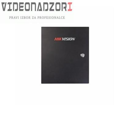 Kotrola prolaza HikVision 10000 kartica 50000 zapisa prodavac VideoNadzori Hrvatska  za samo 2.475,00kn