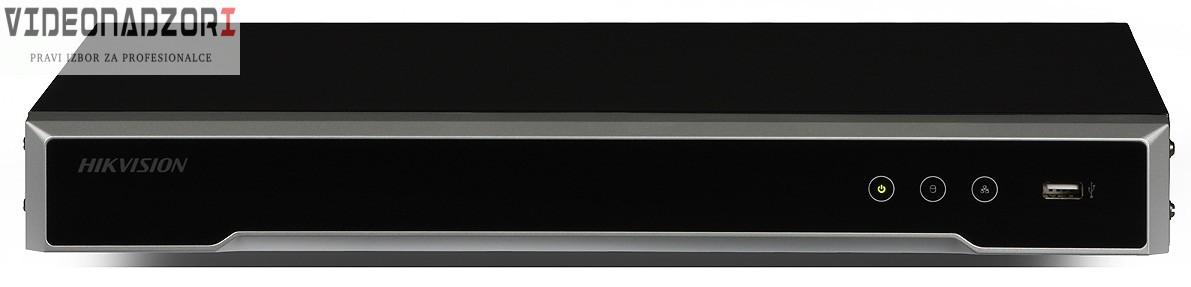 4 Kanalni +POE IP NVR Hikvision DIGITALNI VIDEO SNIMAČ DS-7604NI-K1/4P prodavac VideoNadzori Hrvatska  za 2.118,74kn