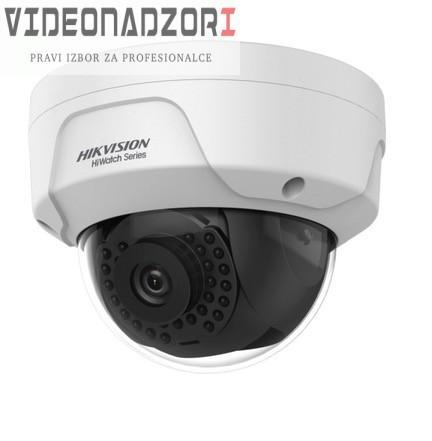 HikVision Dome KAMERA HWI-D141H (2,8mm, 4MP, IR do 30m, H,265+ kompresija, IP67 ) prodavac VideoNadzori Hrvatska  za samo 687,50kn