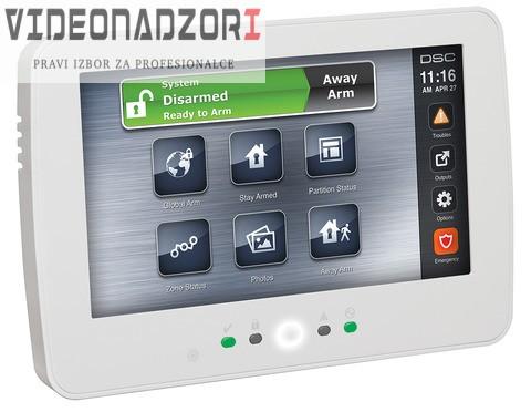 DSC NEO TOUCH SCREEN TIPKOVNICA HS2TCHP prodavac VideoNadzori Hrvatska  za samo 3.123,75kn