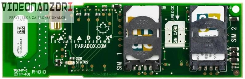 GPRS/GSM modul za 2 SIM kartice GPRS14 prodavac VideoNadzori Hrvatska  za 1.498,75kn