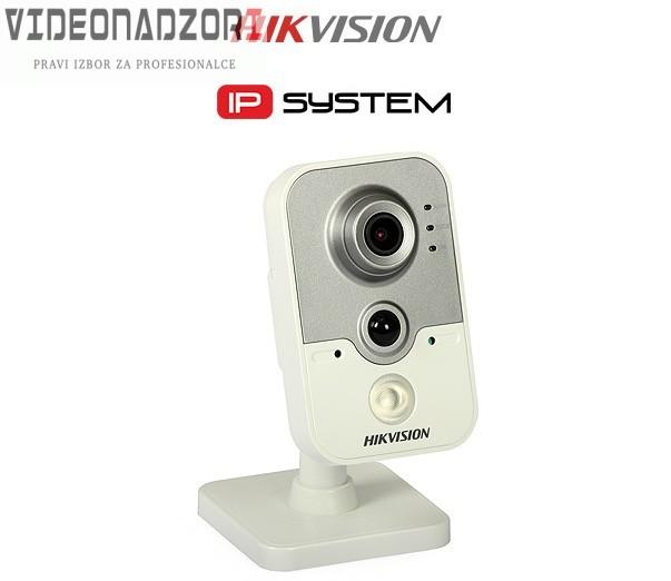 IP Kamera Cube: Hikvision DS-2CD2432F-IW (3MP, 2.8mm, 0.7 lx, IR up to 10m) (IP_kamera)