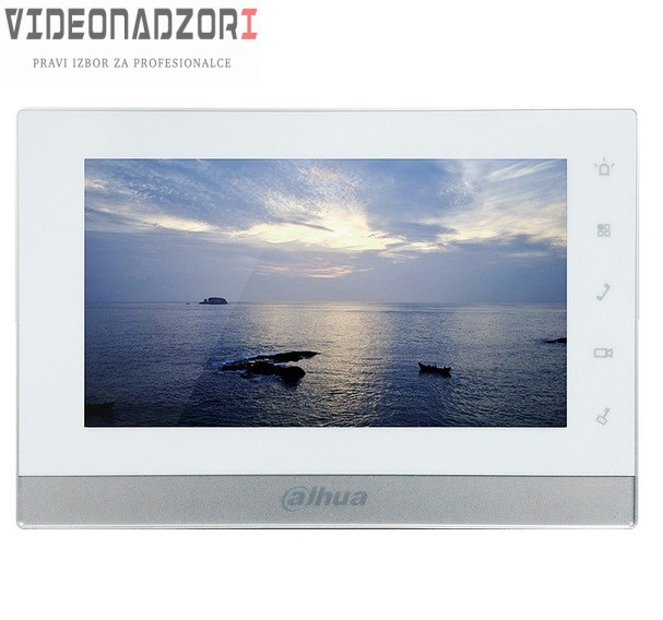 Dahua DH-VTH1550CH Luksuzna IP unutrašnja jedinica 7'', ekran osetljiv na dodir od  za 1.873,75kn