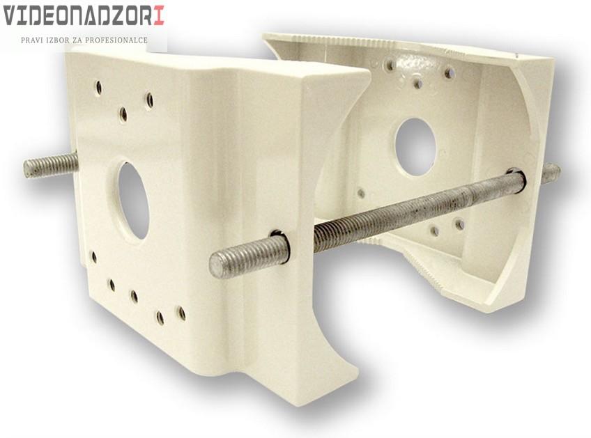 Aluminijski nosač kučišta  za stup GL218A prodavac VideoNadzori Hrvatska  za 148,75kn