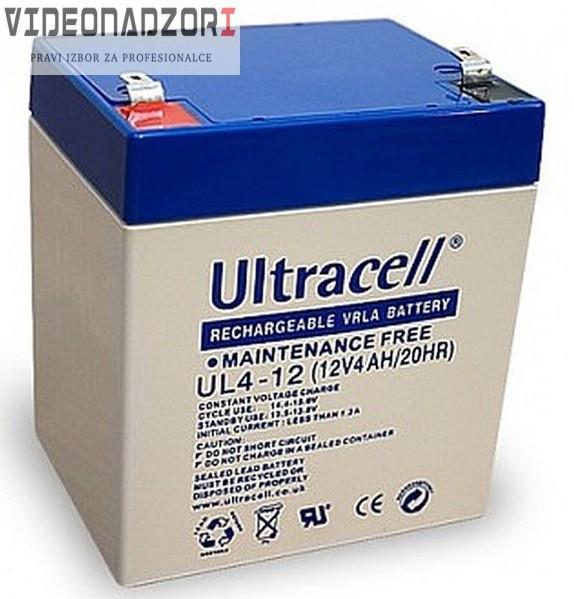 Olovni hermetički zatvoreni akumulator 12V/4Ah za samo 111,25kn