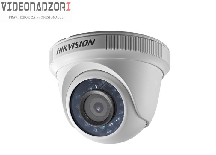 TURBO HD Kamera Hikvision (Dome, 1080p, 2.8mm DWDR, 0.01 lx, IR do 20m) od 987,50 kn