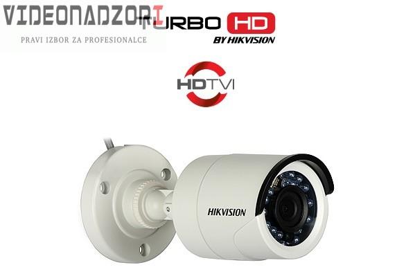 TURBO HD Kamera Hikvision Bullet (1080p, 2.8mm=103°, 0.01 lx, IR up 20m) prodavac VideoNadzori Hrvatska  za 486,25kn