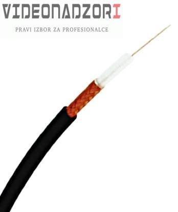Koaksijalni kabel RG59B/U 75Ohm - 1m od  za samo 3,56kn