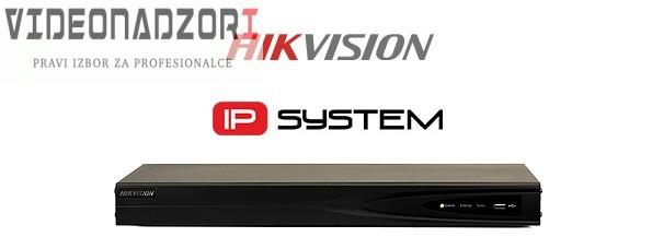 IP video snimač Hikvision DS-7632NI-E2 (32 kanala, 200Mbps, 2xSATA, VGA, HDMI, ALARM IN/OUT) prodavac VideoNadzori Hrvatska  za 4.873,75kn