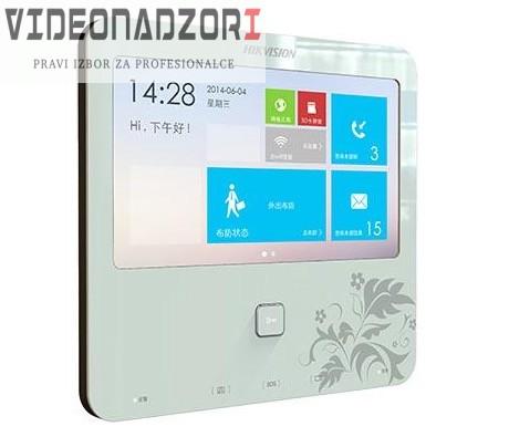 IP portafon Hikvision unutarnja jedinica DS-KH8301-WT