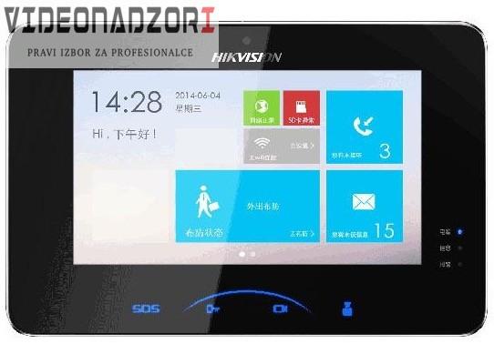IP portafon Hikvision unutarnja jedinica DS-KH8301-A