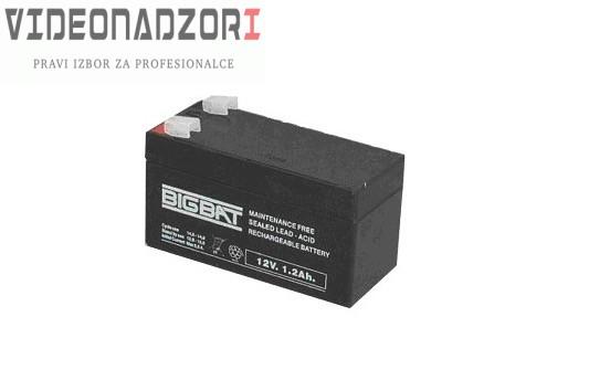 Akumulator-BATERIJA 12V 1.3Ah prodavac VideoNadzori Hrvatska  za 98,75kn