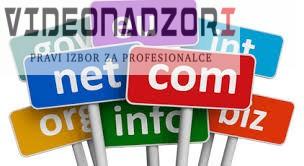 Godišnja preplata za domenu prodavac VideoNadzori Hrvatska  za samo 90,00kn