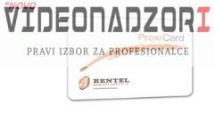 PROXICRD PROXI KARTICA prodavac VideoNadzori Hrvatska  za samo 52,50kn